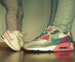 baby, nike, and pink image