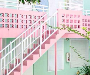 inspiration, pastel, and pink image