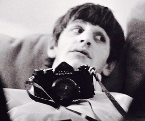 ringo starr, camera, and the beatles image