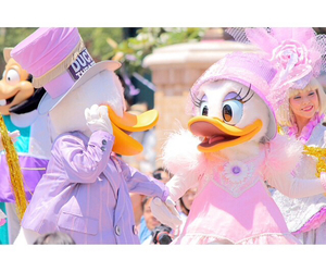 disney, donald duck, and Duff image
