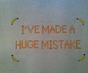 arrested development and mistake image