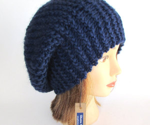 beret, blue, and hat image