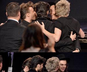 ama, 1d, and group hug image