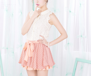 kfashion, fashion, and dress image