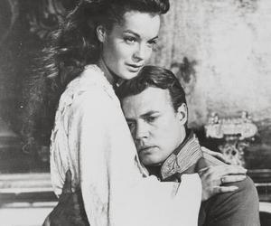 Romy Schneider, sissi, and franz joseph image