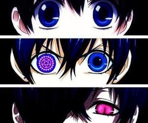 anime, kuroshitsuji, and ciel image
