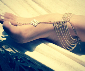 beautiful, gold, and summer image