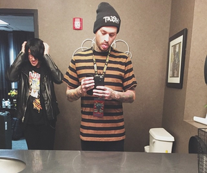 kellin quinn, mike fuentes, and pierce the veil image
