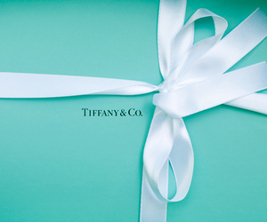 tiffany, gift, and tiffany & co image