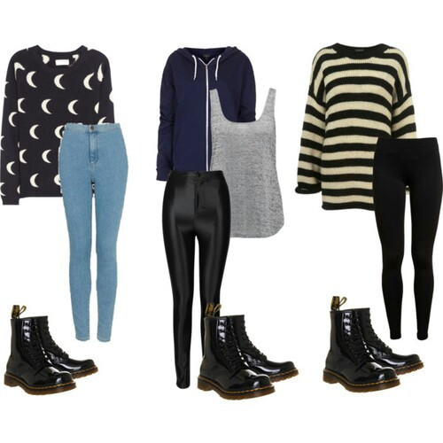 cool, girl, and outfits image