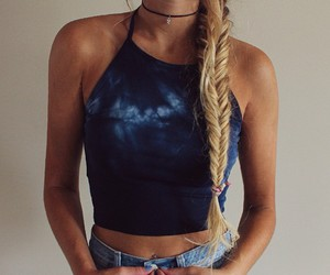 fishtail, hair, and alex centomo image