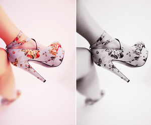 shoes and perfect image
