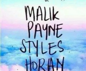one direction, styles, and malik image