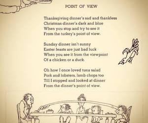 poem, thanksgiving, and turkey image