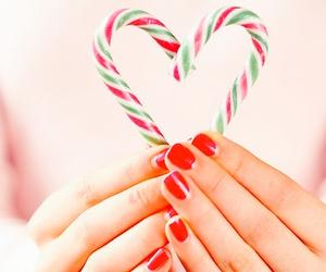 christmas, sweet, and tasty image