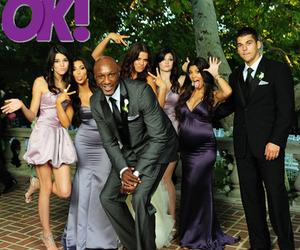 kendall jenner, kim kardashian, and kourtney kardashian image