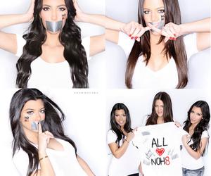kim, kardashian, and khloe image
