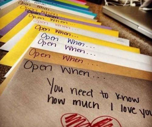 love, letters, and diy image
