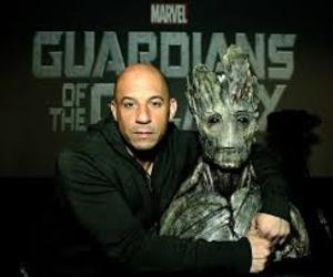 Vin Diesel, guardians of the galaxy, and Marvel image