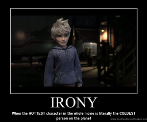 irony and jack frost image