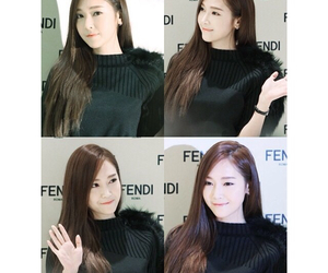 jessica, jungsooyeon, and snsd image