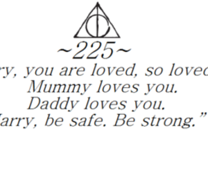 quote, harry potter, and lily evans image