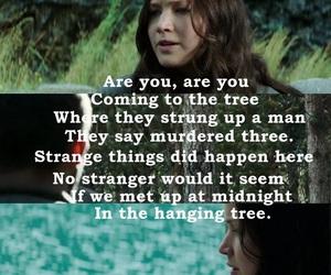 tree and mockingjay image