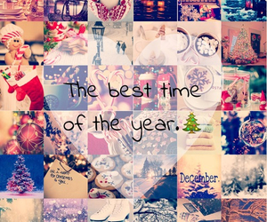 christmas, Collage, and year image