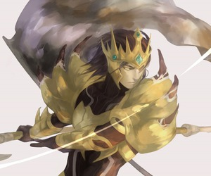 league of legends and jarvan iv image