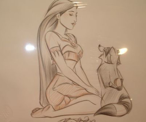 disney, pocahontas, and beautiful image