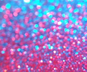 sparkle, blue, and glitter image