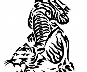 animal, png, and tattoo image