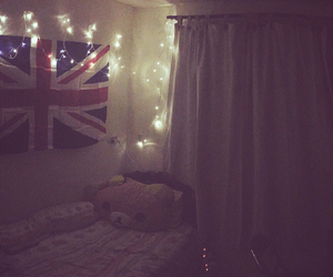 bed, bedroom, and bedtime image