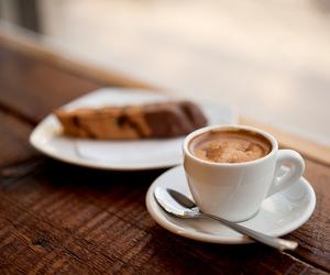 biscotti, coffee, and espresso image