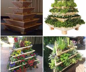 garden, creative products, and fun stuffs image