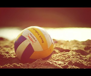 dreams, loveu, and volleyball image