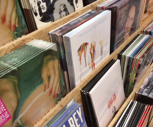 fall, indie, and records image