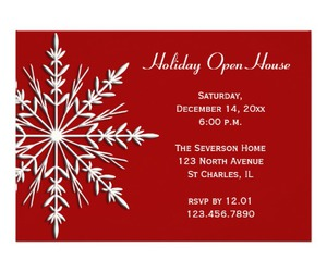 christmas, festive, and invitations image