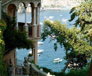 italy, travel, and nature image