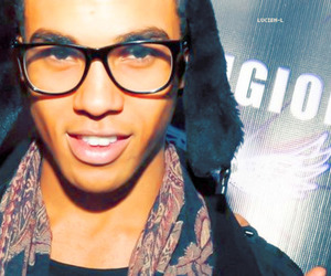 Hot, lucien laviscount, and cute image