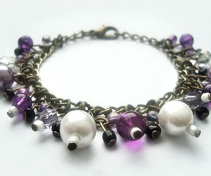 accesories, hand made, and bracelet image