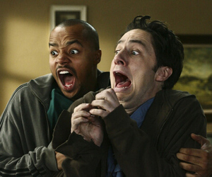 funny, lol, and scrubs image