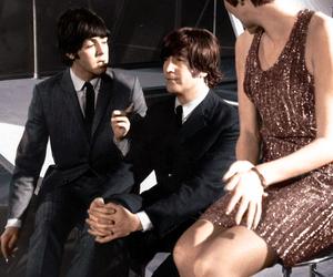 60s, backstage, and girl image