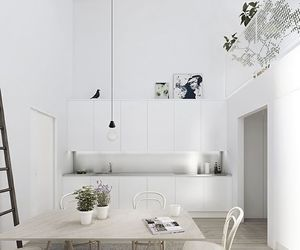 interior, design, and style image