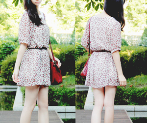 asian, dres, and dress image