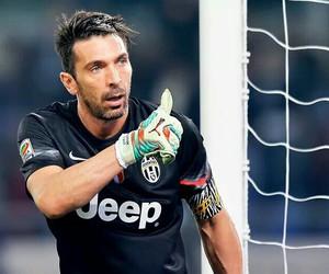 black, football, and Juventus image