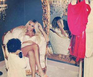 beyoncé, blue ivy, and Queen image