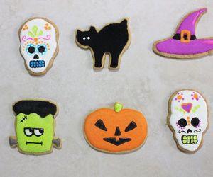 cat, Cookies, and Frankenstein image