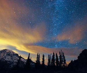 cosmic, stars, and galaxy image