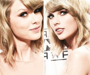 Taylor Swift and amas image